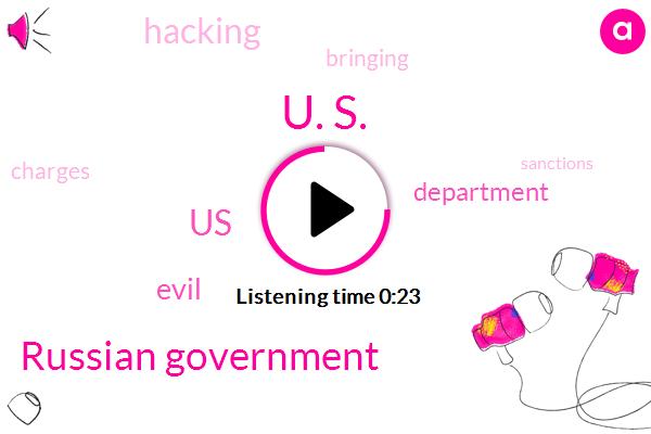 U. S.,Russian Government,United States