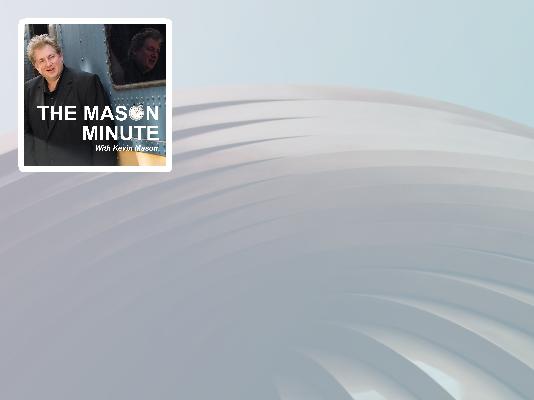 Mason Minute,Kevin Mason,Baby Boomers,Life,Culture,Society,Musings,Arby,Kevin Nation,Mcdonald