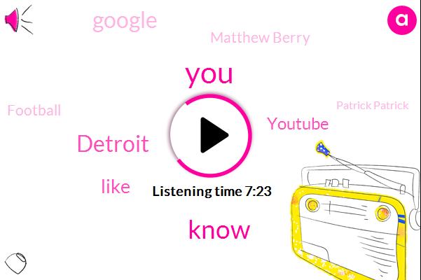 Detroit,Youtube,Google,Matthew Berry,Football,Patrick Patrick,Jody Lewis,Europe,Pistons,Nicky,Jordan,VIJ,Drake,Espn,Brian,Robbery,Slick,Hemp Museum,Danny