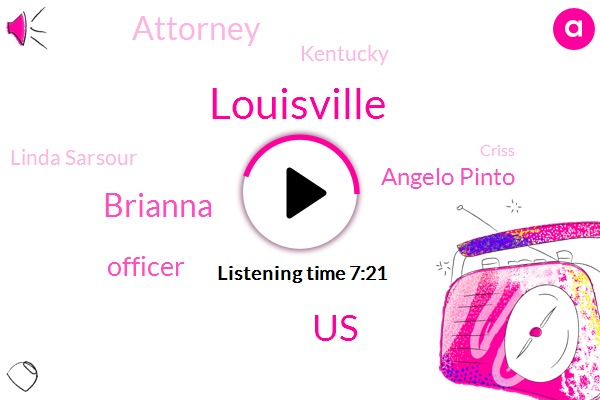 Louisville,United States,Brianna,Officer,Angelo Pinto,Attorney,Kentucky,Linda Sarsour,Criss,Daniel Camera,Taylor