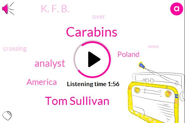 Carabins,Tom Sullivan,Analyst,America,Poland,K. F. B.