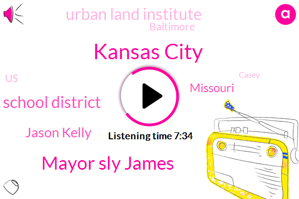 Kansas City,Mayor Sly James,Bloomberg,African American School District,Jason Kelly,Missouri,Urban Land Institute,Baltimore,United States,Casey,Namesake School District,Casey Foundation,Rao Smith,Watertown,San Francisco,Eight Percent,Eight Years,Eighteen Square Miles