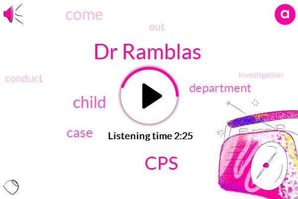 Dr Ramblas,CPS