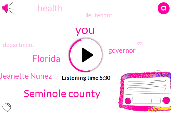 Seminole County,Florida,Jeanette Nunez