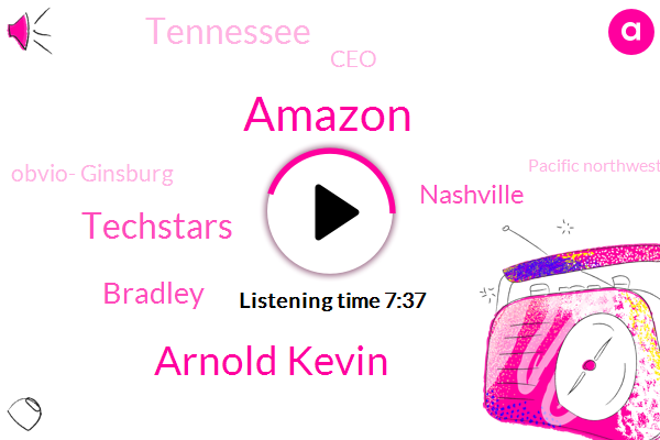 Alexa,Amazon,Arnold Kevin,Bradley,Techstars,Nashville,Tennessee,CEO,Obvio- Ginsburg,Pacific Northwest,USA,Rodrigue,Ding,Rodrigo,Managing Director,Three Months,Ten Years