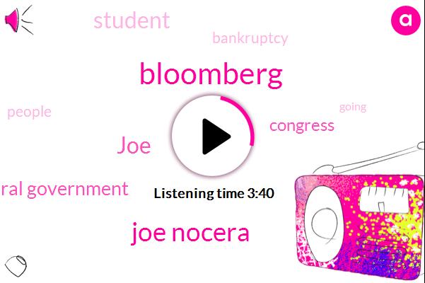 Joe Nocera,Bloomberg,JOE,Federal Government,Congress