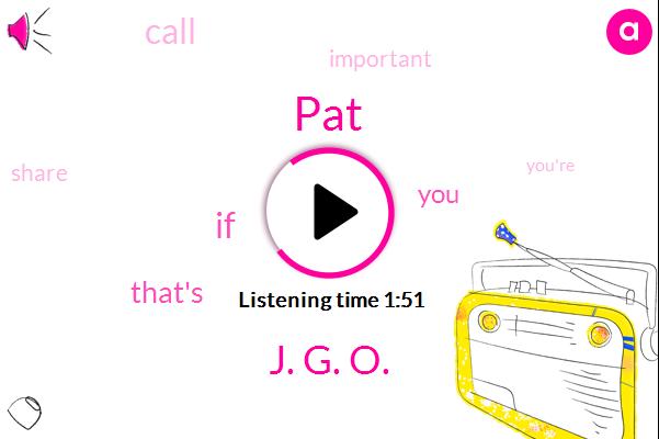 PAT,J. G. O.