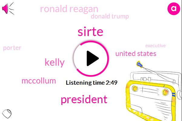 Sirte,President Trump,Kelly,Mccollum,United States,Ronald Reagan,Donald Trump,Porter,Executive,Chief Of Staff,Johnson,Steve Bannon,FBI