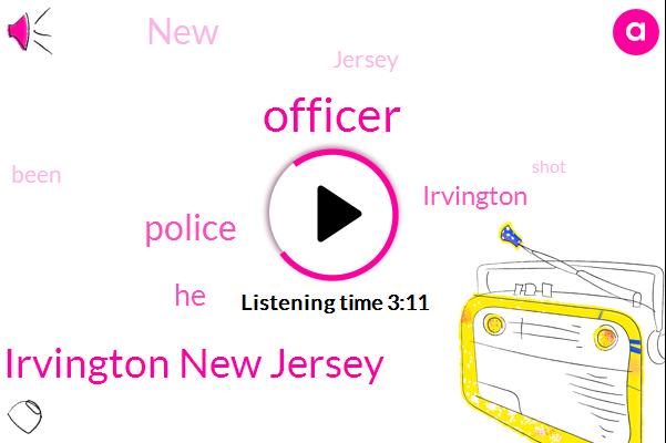 Officer,Irvington New Jersey
