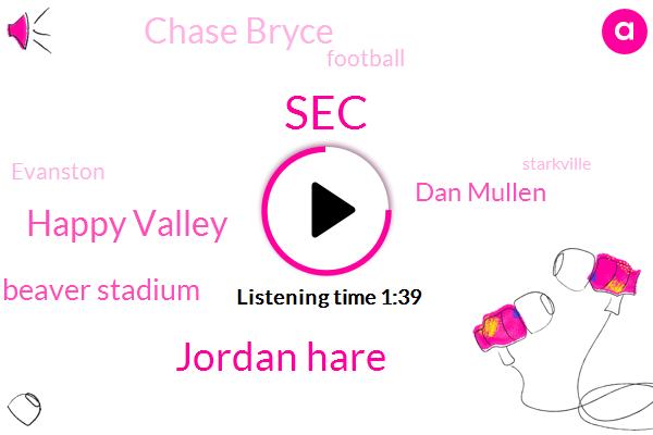 SEC,Jordan Hare,Happy Valley,Beaver Stadium,Dan Mullen,Chase Bryce,Football,Evanston,Starkville,Trevor Lawrence,South Carolina,Jalen,Mississippi,Michigan,Alabama,Virginia Tech,Tigers,Norman,Syracuse,Stanford