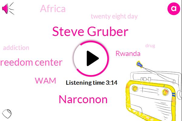 Steve Gruber,Narconon Freedom Center,Narconon,WAM,Rwanda,Africa,Twenty Eight Day