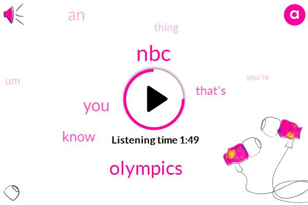 NBC,Olympics