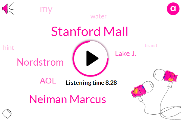 Stanford Mall,Neiman Marcus,Nordstrom,Lake J.,AOL