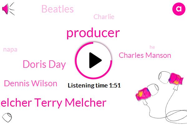 Terry Melcher Terry Melcher,Producer,Doris Day,Dennis Wilson,Charles Manson,Beatles,Charlie,Napa