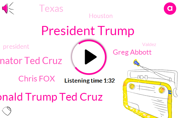 President Trump,Donald Trump Ted Cruz,Senator Ted Cruz,Chris Fox,Greg Abbott,Texas,Houston,Valdez,Irving Abbott,Senator Donna,Rodney Anderson,Beto Rourke,Belton Addison,Austin,Murder,Dallas County,State Representative,Spring Creek