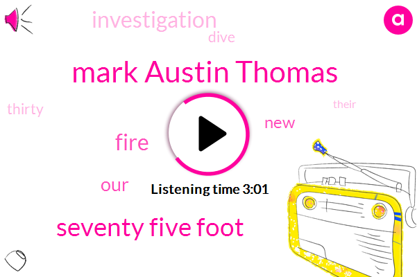 Mark Austin Thomas,Seventy Five Foot