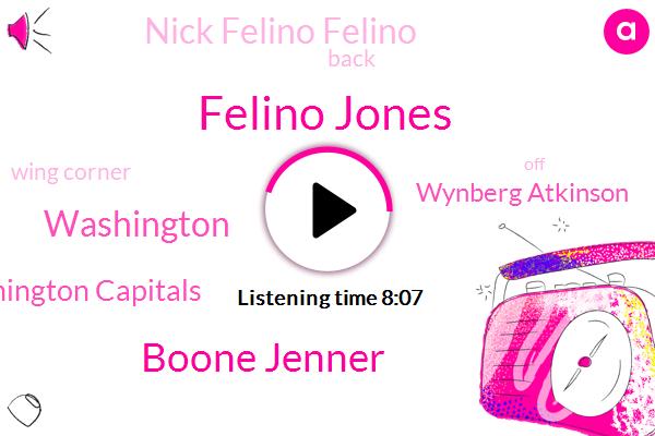 Felino Jones,Boone Jenner,Washington,Washington Capitals,Wynberg Atkinson,Nick Felino Felino,Wing Corner,Jeff Jones,Ice Loppy,Alex Ovechkin,Josh Anderson,Marantz,Philadelphia,Anthony,Michael,Charleston,Dodge,Washington Pedal,Wynberg Windsor