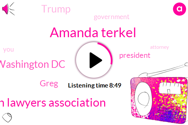 Amanda Terkel,American Immigration Lawyers Association,Washington Dc,President Trump,Donald Trump,Attorney,Greg,Huffpost,Senate,Director,Government,Bureau Chief,Greg Chen,National Association Of Immigration,Prosecutor,Tenzin,Gregg,Mr. Ots,Justice Department,Nancy Pelosi