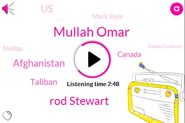 Mullah Omar,Rod Stewart,Afghanistan,Taliban,Canada,United States,Mark Stein,Malibu,Dallas Cowboys,Cheerleading,Football,NFL,Russia