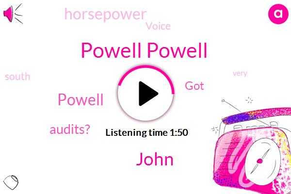 Powell Powell,John