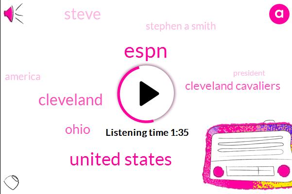 United States,Espn,Cleveland,Ohio,Cleveland Cavaliers,Steve,Stephen A Smith,America,President Trump,Philadelphia Eagles,Quicken,NBA