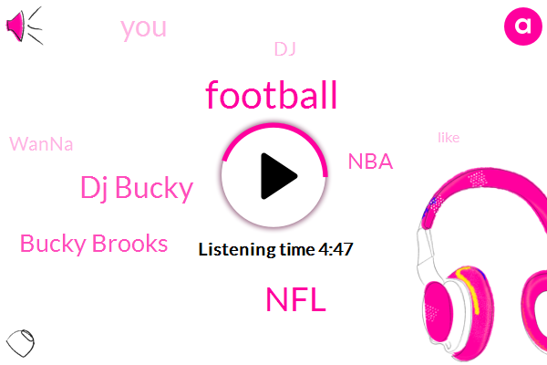 NFL,Football,Dj Bucky,Bucky Brooks,NBA,DJ,Daniel,Jeremiah,Wanna