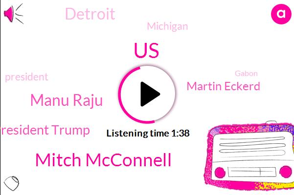 United States,Mitch Mcconnell,Manu Raju,President Trump,Martin Eckerd,Detroit,Michigan,Gabon,Congress,White House,Los Angeles,Jim Roope,Starr,Pentagon,Congo,Barbara,Six Billion Dollars