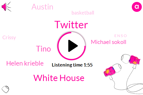 Twitter,White House,Tino,Helen Krieble,Michael Sokoll,Austin,Basketball,Crissy,E N S O,Texas,America,Eighteen Year