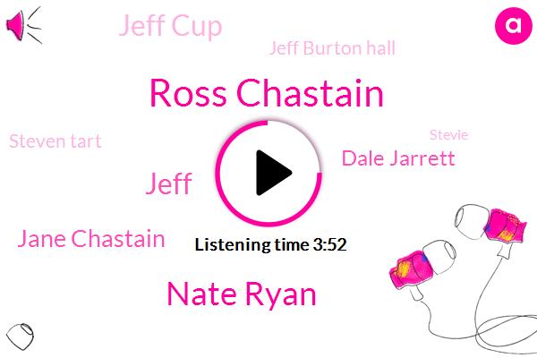 Ross Chastain,Nascar,Nate Ryan,Jane Chastain,Dale Jarrett,Jeff,Jeff Cup,Jeff Burton Hall,Steven Tart,America,Stevie,Iowa,Fifty Thousand Dollar