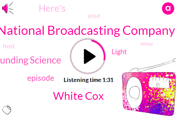 National Broadcasting Company,White Cox,Astounding Science