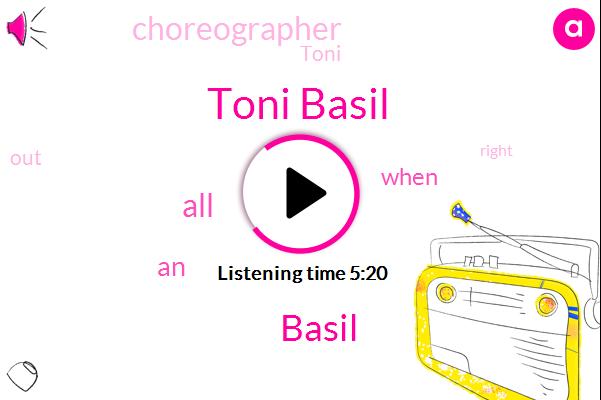 Toni Basil,ABC