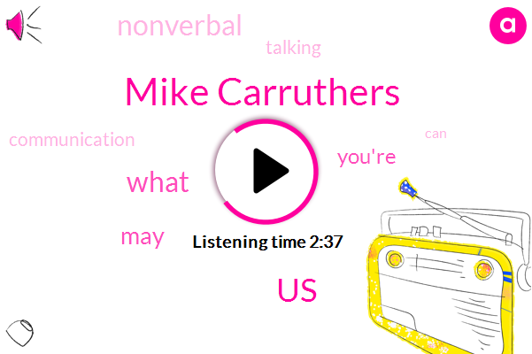 Mike Carruthers,United States