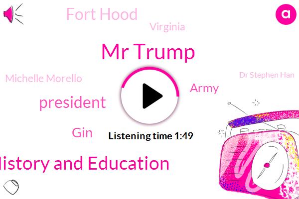 Mr Trump,African American History And Education,President Trump,GIN,Army,Fort Hood,Virginia,Michelle Morello,Dr Stephen Han,FDA,Teeth Carney,United States,Kenny Mccormick,David Horowitz,Commissioner,Secretary