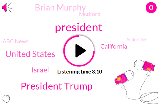 President Trump,United States,ABC,Israel,California,Brian Murphy,Medford,Abc News,Andre Dirk,Bahrain,Mary Bruce,World Trade Center,Official,Joe Biden,Russia,Middle East