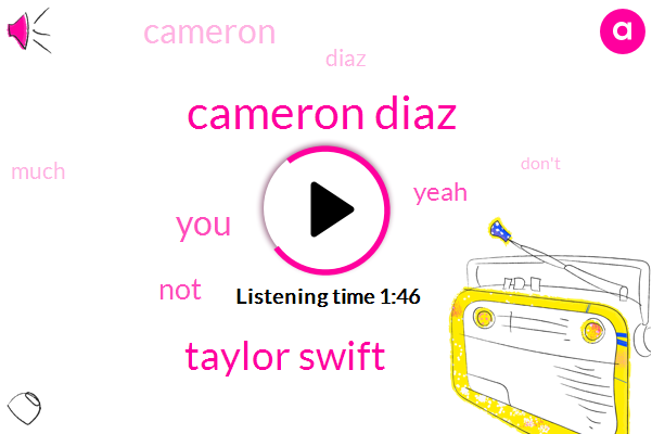 Cameron Diaz,Taylor Swift