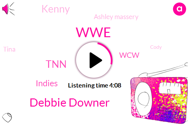 WWE,Debbie Downer,TNN,Indies,WCW,Kenny,Ashley Massery,Tina,Cody,Steve Austin,W,Ten Years,Eighty W