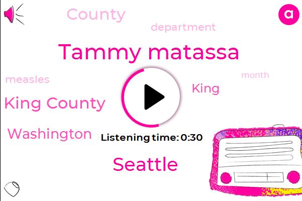 King County,Seattle,Komo,Tammy Matassa,Washington,Six Month