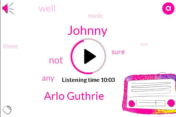 Johnny,Arlo Guthrie