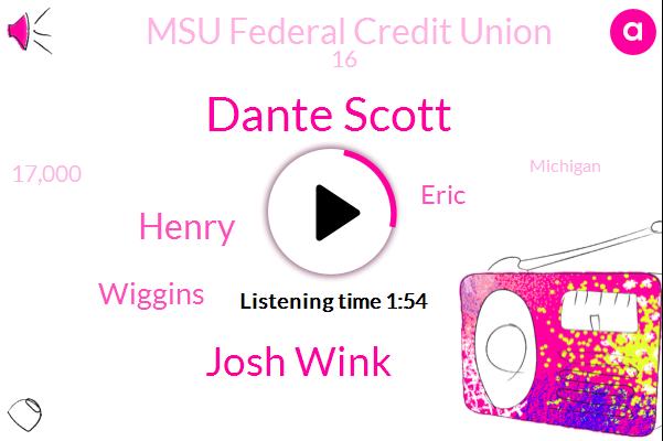 Dante Scott,Josh Wink,Henry,Wiggins,Eric,Msu Federal Credit Union,16,17,000,SIX,19,X Xfinity Center,Michigan State,Second Half,Michigan,Brown,Nine,Langford,Allah,51,9