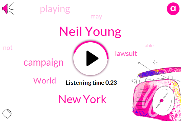 Neil Young,New York
