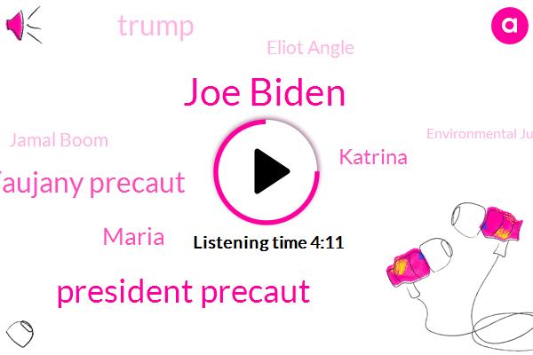 Joe Biden,Executive Director,Environmental Justice Groups Sunrise Movement,President Precaut,Vaujany Precaut,Taiwan,Maria,Sunrise Movement,Katrina,Asthma,Iowa,Donald Trump,Editor,President Trump,Eliot Angle,New York,Jamal Boom