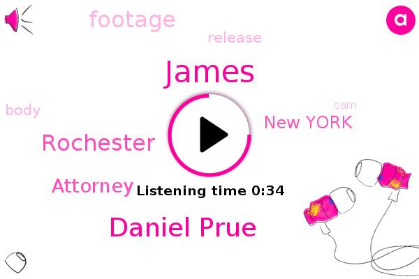 James,Daniel Prue,Rochester,New York,Attorney