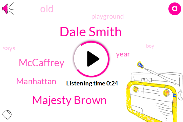 Dale Smith,Majesty Brown,Manhattan,Mccaffrey