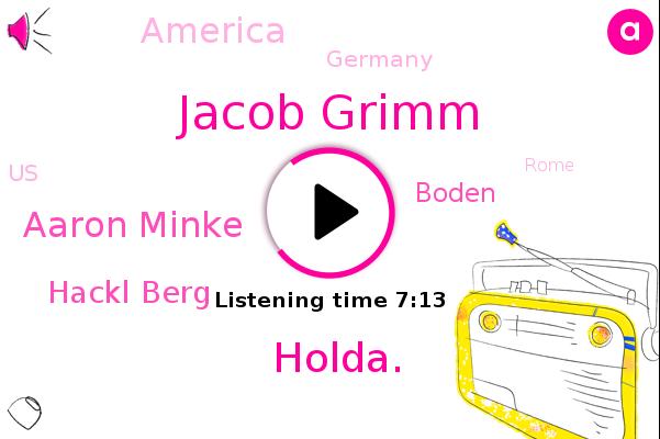 Wild Hunt,Germany,United States,America,Rome,Jacob Grimm,Holda.,Aaron Minke,Boden,Murder,Hackl Berg,Villa Yagi