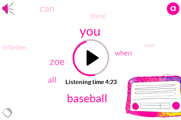 Baseball,ZOE