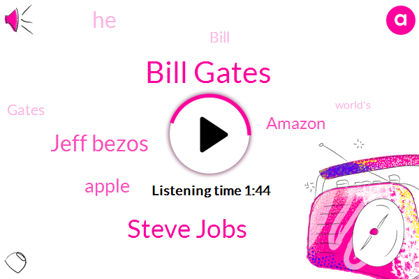 Listen: Steve Jobs was a genius, I was jealous of him: Bill Gates