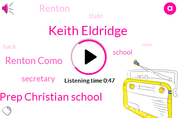 Renton Prep Christian School,Renton Como,Keith Eldridge,Secretary