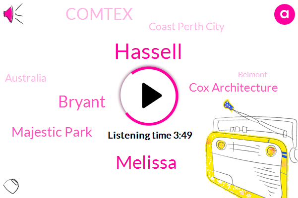 Hassell,Coast Perth City,Melissa,Australia,Majestic Park,Belmont,Cox Architecture,Comtex,New York,Dot Tuck,Bryant,One Year