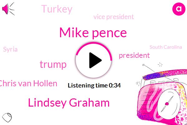 Listen: U.S. senators vow to press Turkey sanctions bills despite Pence cease-fire announcement