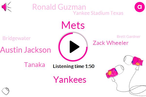 Yankees,Mets,Austin Jackson,Tanaka,Zack Wheeler,Ronald Guzman,Yankee Stadium Texas,Bloomberg,Bridgewater,Brett Gardner,Marlins,Tiger Woods,Miami,RB,Botham,Red Sox,Sam Darnold,Metlife,Dublin